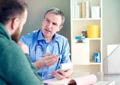 Treatment for men with enlarged prostate is recommended by NICE for NHS adoption
